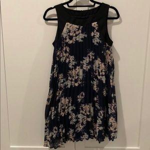 Midi Flowy Flower Dress